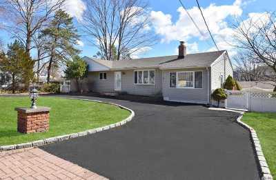 Nesconset Single Family Home For Sale: 12 Ellen Dr
