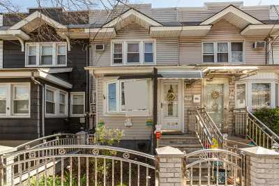 Woodhaven Single Family Home For Sale: 92-29 77th St