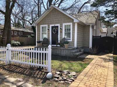 Sound Beach Single Family Home For Sale: 94 New York Avenue