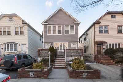 Flushing Multi Family Home For Sale: 189-33 43rd Rd Rd