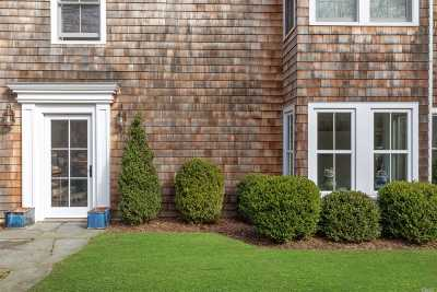 Sag Harbor Single Family Home For Sale: 24 High St