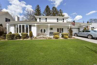 Massapequa Single Family Home For Sale: 12 Bonnie Ln