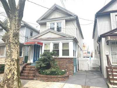 Woodhaven Single Family Home For Sale: 78-13 91st Ave