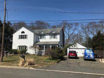 Smithtown Single Family Home For Sale: 398 Sunset Ln