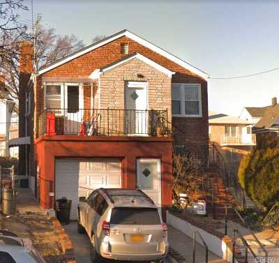 Flushing Multi Family Home For Sale: 149-37 45th Ave
