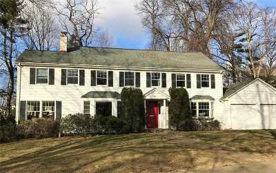 Great Neck Single Family Home For Sale: 145 Overlook Ave
