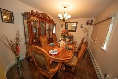 Central Islip Single Family Home For Sale: 7 Bark Ave
