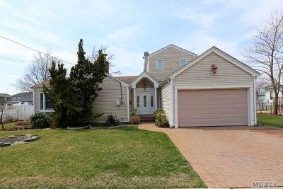 Massapequa Single Family Home For Sale: 65 Stillwater Ave