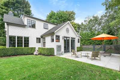 Southampton Single Family Home For Sale: 659 Hill St