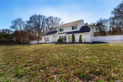 Ridge Single Family Home For Sale: 8 Pamela Dr
