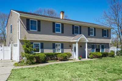 Centereach Single Family Home For Sale: 231 Mark Tree Rd