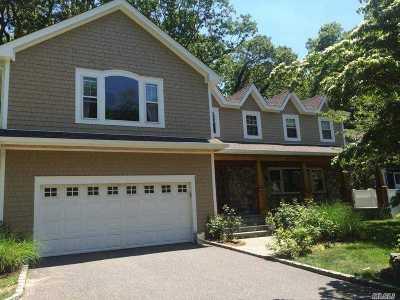 Huntington Single Family Home For Sale: 170 Bay Rd