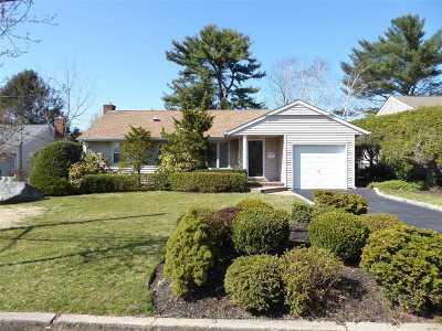 Glen Head Single Family Home For Sale: 14 Roosevelt Ave