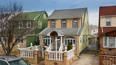 Queens Village Single Family Home For Sale: 94-15 214th St