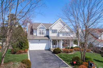 Manorville Single Family Home For Sale: 41 Manorview Way