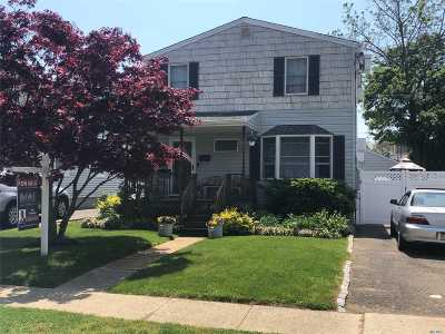 Wantagh Single Family Home For Sale: 3038 Lowell Ave