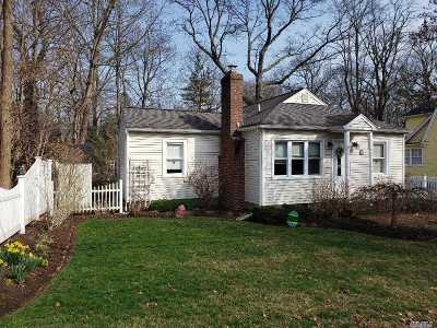 Sound Beach Single Family Home For Sale: 31 Eastport Dr