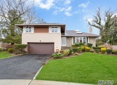 Syosset Single Family Home For Sale: 59 Birchwood Ct W Ct