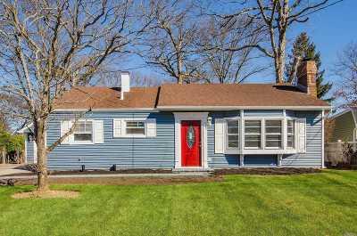 Massapequa Single Family Home For Sale: 9 Polo Rd