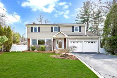 Syosset Single Family Home For Sale: 3 Hickman Ct