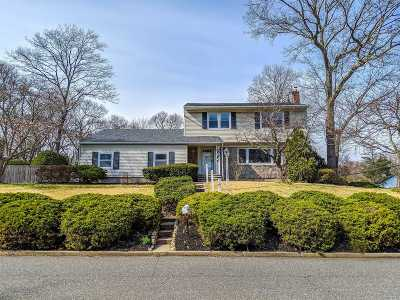 Centereach Single Family Home For Sale: 1 Rolling Rd