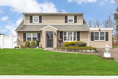 Massapequa Single Family Home For Sale: 171 W Arlyn Dr