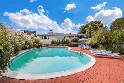 Montauk Single Family Home For Sale: 20 Foxboro Rd