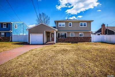 Massapequa Single Family Home For Sale: 207 Division Ave