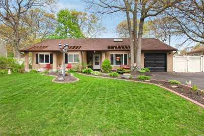 Mastic Beach Single Family Home For Sale: 17 Pennwood Dr