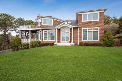 Southampton Single Family Home For Sale: 17 Oceanview Dr