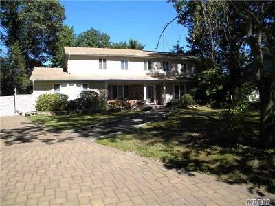 Smithtown Single Family Home For Sale: 3 High Gate Dr