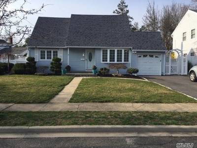 Farmingdale Single Family Home For Sale: 65 Jefferson Rd