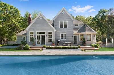 East Hampton Single Family Home For Sale: 16 Long Hill Rd