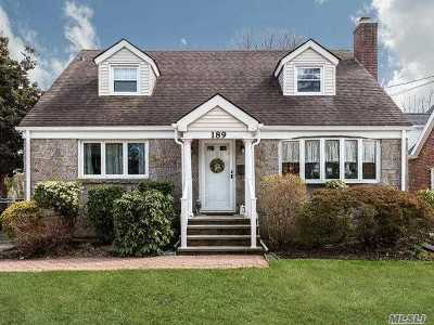 Mineola Single Family Home For Sale: 189 Elderberry Rd