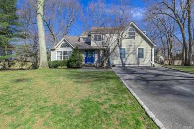 Smithtown Single Family Home For Sale: 5 Wildflower Dr