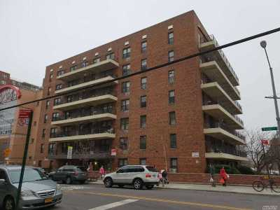 Flushing Condo/Townhouse For Sale: 137-10 Franklin Ave #414