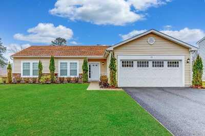 Shirley Single Family Home For Sale: 12 Pondview Cir