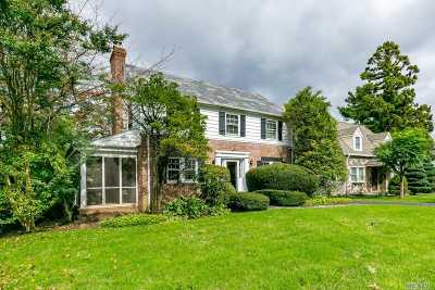 Great Neck Single Family Home For Sale: 39 Upland Rd