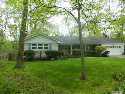 Smithtown Single Family Home For Sale: 9 Clover Dr