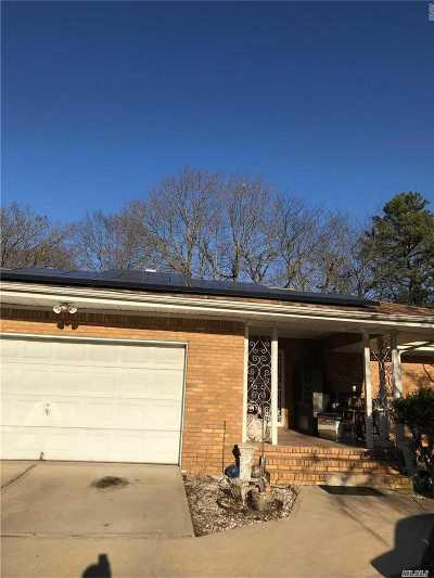 Central Islip Single Family Home For Sale: 865 Ferndale Blvd