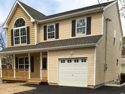Centereach Single Family Home For Sale: 63 Ozark St
