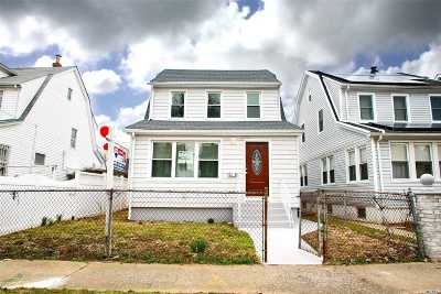 Queens Village Single Family Home For Sale: 113-09 210th St