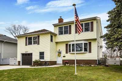 Amityville Single Family Home For Sale: 18 Riverside St