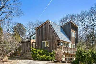 East Hampton Single Family Home For Sale: 6 Banks Ct