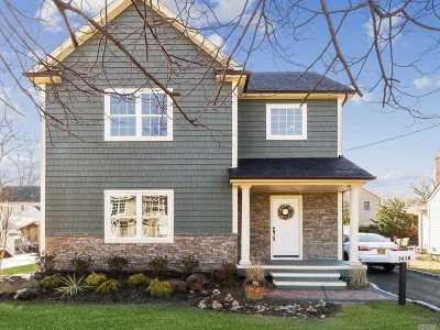 Wantagh Single Family Home For Sale: 3618 John St