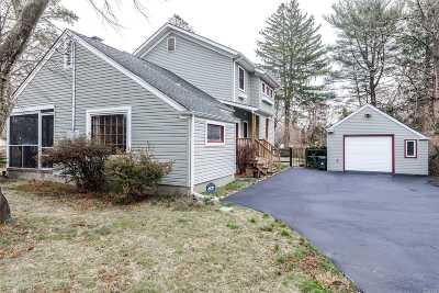 Smithtown Single Family Home For Sale: 55 Mount Pleasant Rd