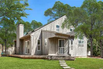 East Hampton Single Family Home For Sale: 43 Wooded Oak Ln