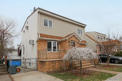 Flushing Single Family Home For Sale: 49-16 170 St