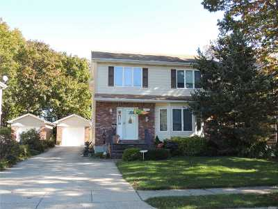 Wantagh Single Family Home For Sale: 1741 Cornelius Ave