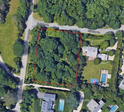 East Hampton Residential Lots & Land For Sale: 2 Fieldview Ln